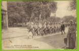 FONTENAY-LE-COMTE - Le Champ De Foire - Groupe De Fantassins Rentrant De Marche Carte Circulé 1917 - Fontenay Le Comte