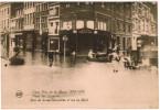 Liège, Crue De La Meuse 1925 1926, Place Des Déportés, Coin De La Rue Féronstrée (pk24597) - Liege