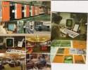 Lot De 3 CPM   -   BETHEL DE FRANCE  -  Rotative Et Terminal PEPS Des Témoins De Jéhovah à Louviers - Sonstige