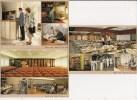 Lot De 4 CPM   -   BETHEL DE FRANCE  -  Salle Et Façade Des Témoins De Jéhovah à Boulogne Billancourt - Sonstige