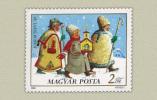 HUNGARY 1985 CULTURE Celebration CHRISTMAS - Fine Set MNH - Hungary