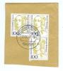 BRD Schwerin 58 TGST 1997 3x Mi. 1756 Luise von Oranien