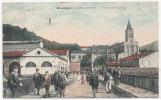 BESSEGES - Ateliers Du Pont - Sortie Des Ouvriers    (81404) - Bessèges