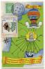 FRANCE CARTE POSTALE N°08137 DES CHAMPIONNATS D'ATHLETISME DE L'ARMEE DE L'AIR.....LYON LE 9 AOUT 1942 - Marcophilie (Lettres)