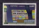 ESPAÑA 2015 - FESTIVAL DE CINE DE SAN SEBASTIAN -  - EDIFIL Nº 4990 - Cinema