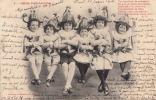 PETIT'S POLICHINELLES Gel.1904 - Humorvolle Karten