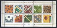 ARTE - AFRICA DEL SUR 1999 - Yvert #1074/83 - MNH ** - Grabados