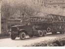 Photo Du Transport  En Camion Allemand - Krieg, Militär