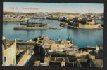 Grand Harbour MALTA Unused C1917 STK#93268 - Malta