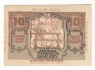 Notgeld 10 Heller Hallein - Autriche / Austria - 1920 - Autriche