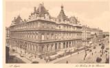 POSTAL    LYON  -FRANCIA  - PALACIO DE LA BOLSA  ( LE PALAIS DE LA BOURSE ) - Lyon
