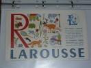 BUVARD-LAROUSSE- MOTS A TROUVER - R - Papeterie