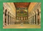 Ravenna Basilica S. Apollinare In Classe (sec. VI) Interno - Ravenna