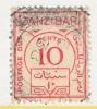 ZANZIBAR  J 19   (o) - Zanzibar (...-1963)