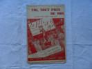 ANCIENNE PARTITION /TOI TOUT PRES DE MOI   / SLOW FOX TROT CHANTE PAR L. HARVEY ET H. GARAT - Musique & Instruments