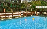 ABBEVILLE - St. Joseph Motel - The Swimming Pool - Etats-Unis