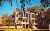 Louisiana - St Francisville - Oakley Plantation House - Audubon Memorial State Park - Etats-Unis