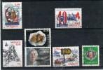 MONACO Années 2003/04/05 - 14 Timbres Oblitérés TB N° 2389 2395 2423 2436 2437 2449 2455 2459/60 2484/85 2489 2502 2505 - Used Stamps