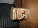 BOITE LA PARFAITE CREME DU PLANTEUR DE CAIFFA 1900 - Boxes