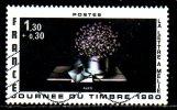 FRANCE. N�2078 oblit�r� de 1980. Journ�e du timbre.