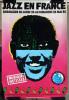 Affiche JAZZ EN FRANCE - Fest. Musiques m�tisses - Angoul�me 1985