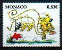 Monaco 2014 - Marsupilami - MNH - Bandes Dessinées