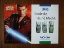 Star Wars Episode II Movie Film Carte Postale - Unclassified