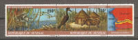 Serie Nº A-160/1 Senegal - Birds