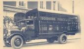 BETAILLERE Carrossée à Chauny :SOISSONS >PORCS EN GROS> LAON - Postcards