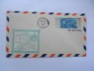 FIRST FLIGHT  SALT LAKE CITY UTAH  1947 - Enveloppes évenementielles