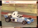 Affiche LIGIER GITANES - Formule 1 - Automobile - F1