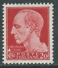 1929-42 REGNO IMPERIALE EFFIGIE 20 CENT MNH ** - IM1-3 - 1900-44 Victor Emmanuel III.