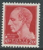 1929-42 REGNO IMPERIALE EFFIGIE 20 CENT MNH ** - IM1-4 - 1900-44 Victor Emmanuel III.