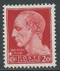 1929-42 REGNO IMPERIALE EFFIGIE 20 CENT MNH ** - IM1-7 - 1900-44 Victor Emmanuel III