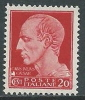 1929-42 REGNO IMPERIALE EFFIGIE 20 CENT MNH ** - IM2 - 1900-44 Victor Emmanuel III