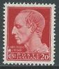 1929-42 REGNO IMPERIALE EFFIGIE 20 CENT MNH ** - IM2-2 - 1900-44 Victor Emmanuel III