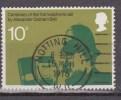 INGLATERRA. CENTENARIO DEL TELEFONO. USADO - USED. - Briefmarken
