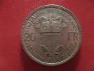 Belgique - 20 Francs 1935 Leopold III 1476 - 1934-1945: Leopold III