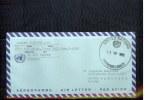 Jugoslawien / Yugoslavia / Yougoslavie UNPROFOR Letter - 1992-2003 Federal Republic Of Yugoslavia