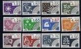 """Préo YT 186 à 197 """" Les Mois De L´année, 12 TP """" 1985-87 Sans Gomme"""