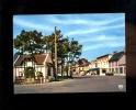 AGON COUTAINVILLE LE PASSOUS Manche 50 : L'avenue Tourville Et L'hotel Hardy  1974/ Auto Citroen DS - France