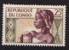 CONGO  N� 135 NEUF** LUXE