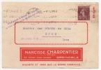 38 ISERE - GRENOBLE Ferrailleur Narcisse Charpentier - Grenoble