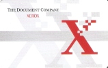 TARJETA DE CHILE DE VTR DE THE DOCUMENT COMPANY XEROX   TIRADA 1000 - Chile