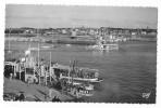 Cpsm: 35 SAINT MALO - SAINT SERVAN Débarcadère Des Vedettes Blanches  1953 N° 8 - Saint Malo