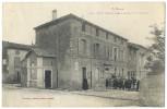 MONTREDON-des-CORBIÈRES (Aude) - La Mairie Et L'École - Animée - Autres Communes