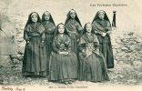 FRANCE -  Ethnic Les Pyrenees Illustrees - Jeunes Filles Ossaloises - Autres