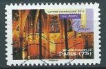 562 - Art Gothique : Sainte Chapelle De Paris - France