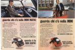 1966/67/74 -  Automobili INNOCENTI MINI (vari Modelli) -  4  P.  Pubblicità Cm. 13x18 - Cars