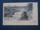 Roanne  Le Canal  Pont Pisserot - Animée - Précurseur - Ed. Victor Baptiste - Circulée 1903 - L225 - Roanne